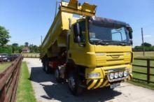 2008 DAF FAD CF 85/360 dump tru