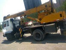 2002 TADANO TL80E mobile crane