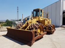 1989 CATERPILLAR 825C single dr