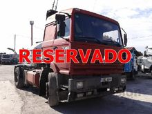 Used RENAULT 340 tra