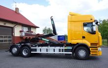2011 RENAULT PREMIUM hook lift