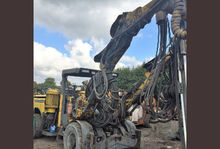 Rocket Boomer M2D drilling rig