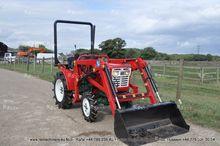 YANMAR YM1510D mini tractor