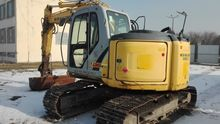 Used 2008 HOLLAND E1