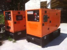 2007 SDMO J77k generator