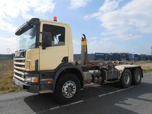 Used 2002 SCANIA P11