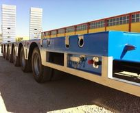 DONAT LOWBED Semi Trailer low b