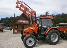 2016 URSUS C 380 wheel tractor