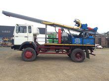 2016 IVECO URB 2A2D drilling ri