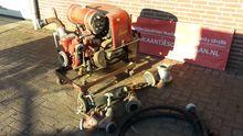 ZIEGLER brandweerpomp motor pum