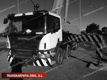 2009 LUNA GT 70-46 mobile crane
