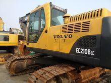 2016 VOLVO EC210BLC tracked exc