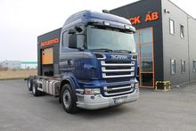 2005 SCANIA R500LBHNA chassis t