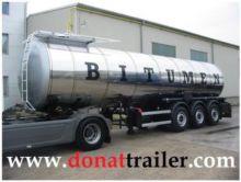 DONAT Bitumen Semitrailer with