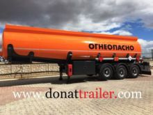 DONAT New Fuel tanker semitrail