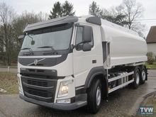 Used 2017 VOLVO fuel