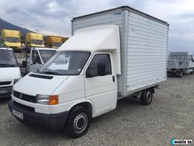 1999 VOLKSWAGEN Transporter clo