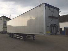 2012 closed box semi-trailer