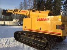 1993 GRADALL XL4200 tracked exc