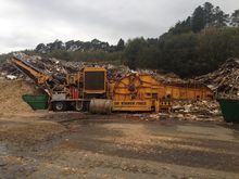 2007 CBI CBI 8400P wood chipper