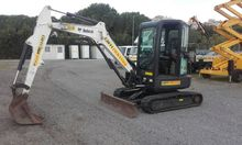 Used Mini digger in
