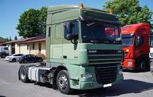 2008 DAF XF 105.410 tractor uni