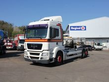 2008 MAN TGS 26.440 *4 chassis