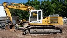 Used 2004 LIEBHERR 9
