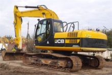 Used 2011 JCB JS 220