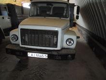2010 GAZ-SAZ 35071 dump truck +