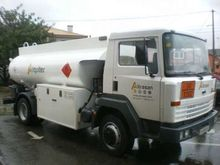 1998 NISSAN ECO T160 fuel truck