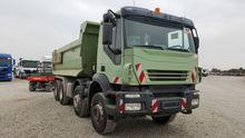 2007 IVECO TRAKKER dump truck
