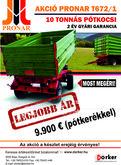 Used 2015 PRONAR T67