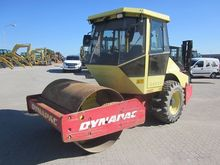 1998 DYNAPAC CA152D single drum