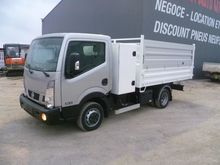 NISSAN Cabstar 3.0 dCi 130 dump
