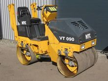 2008 NTC VT 90 road roller