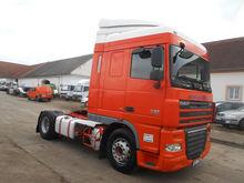 2007 DAF XF105.410 tractor unit