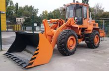 2016 AMCODOR 352 wheel loader