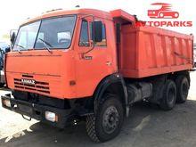 2007 KAMAZ 65115 dump truck