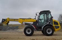 2014 KRAMER 750 T wheel loader