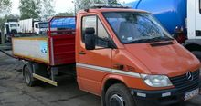 2005 MERCEDES-BENZ sprinter dum