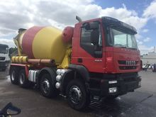 2008 IVECO AD340T36B - Stetter