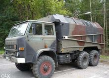 1980 STAR 266 military truck
