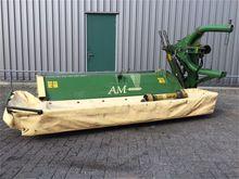 2002 KRONE Am 283 Cv + B mower-