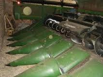 2007 GERINGHOFF PCA 8/70 maize