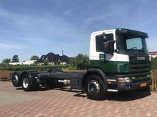 1999 SCANIA chassis truck