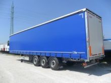 FLIEGL curtain side semi-traile