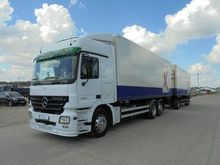 2005 MERCEDES-BENZ 2541 isother