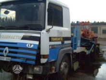 RENAULT MAJOR, trucks car trans