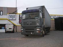 Used 2006 MAN TGA 19